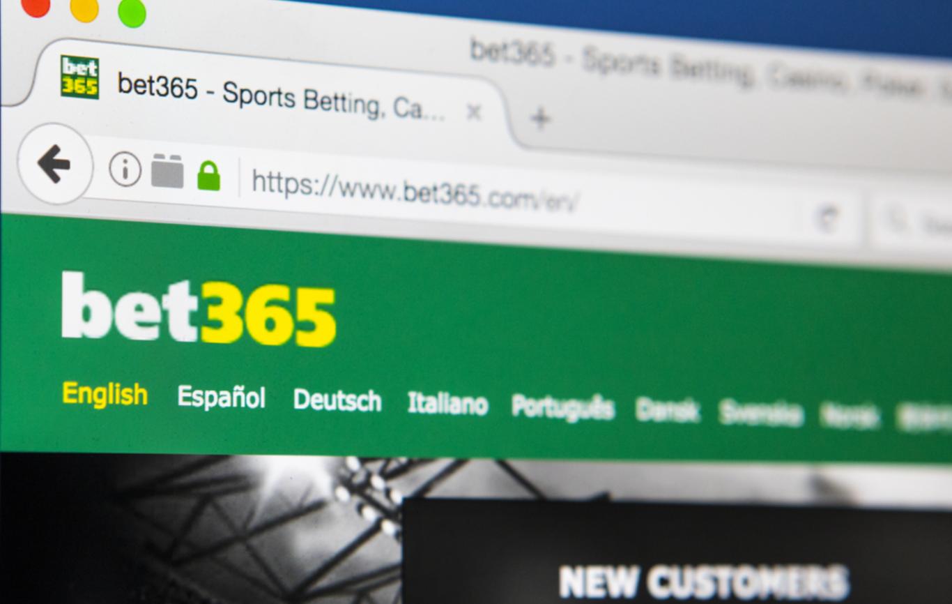 Features of Bet365 registration procedure
